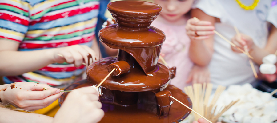 bien choisir une fontaine à chocolat