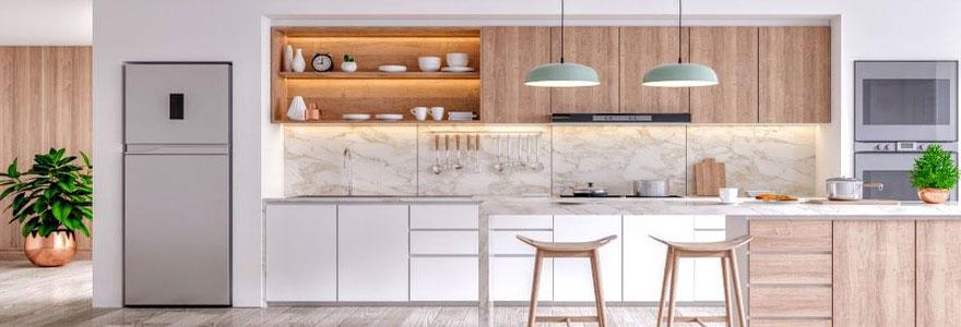 meubler et équiper votre cuisine