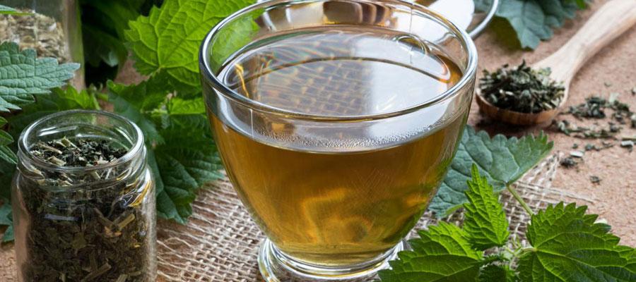 Infusions et thés naturels