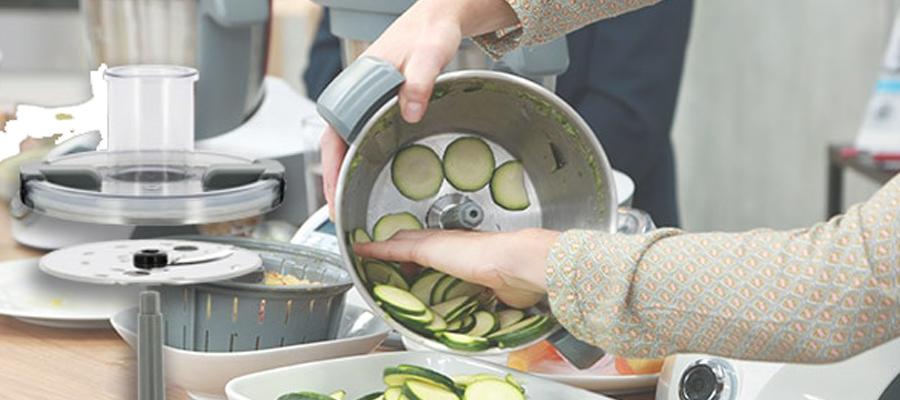 robot de cuisine multicuiseur