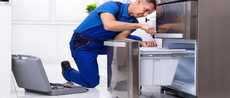 réparer un réfrigérateur
